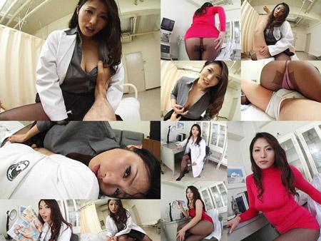えっちな誘惑で心療してくれる三十路女医
